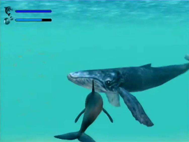 Ecco the Dolphin Sega Dreamcast gameplay