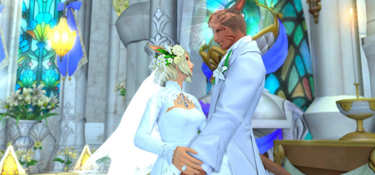 FFXIV: Why Would You Get Married (Any Perks?)