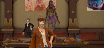 Preview of Journeyman Salvager NPC in Final Fantasy XIV