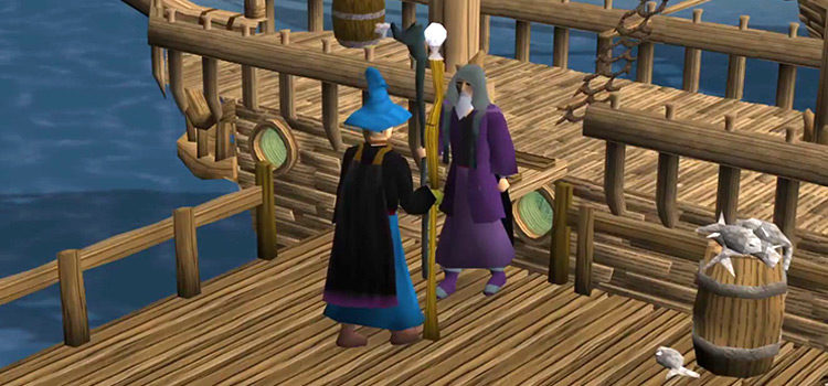 15 Best Old School RuneScape Quests For Beginners (F2P + P2P)