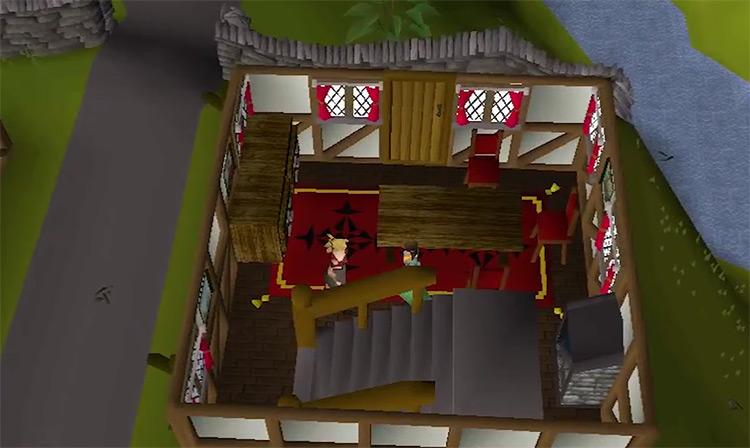 OSRS Biohazard Quest gameplay screenshot