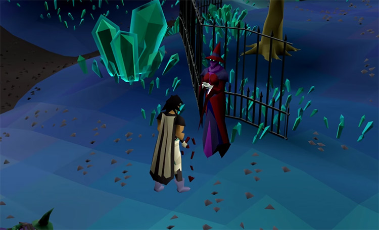 OSRS The Ascent of Arceuus Quest gameplay screenshot