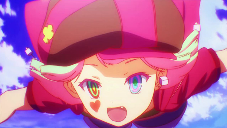 Tet from No Game No Life