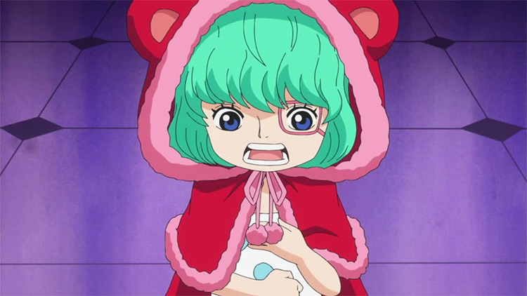 Sugar from One Piece