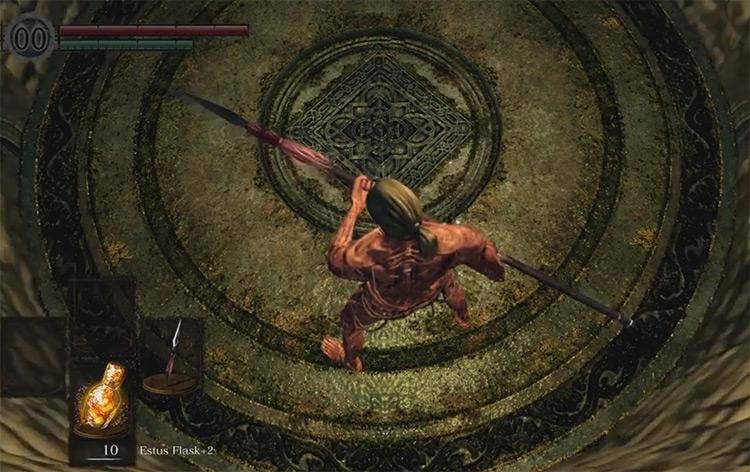 DS1 Remastered Spear gameplay screenshot