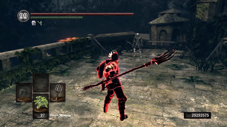 DS1 Remastered Four-Pronged Plow gameplay screenshot