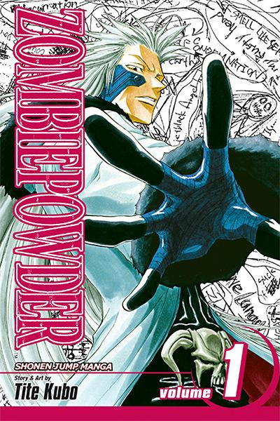 Zombiepowder Vol. 1 Cover