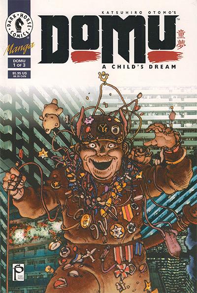 Domu Vol.1 Cover