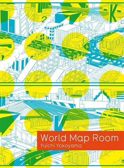 World Map Room Cover