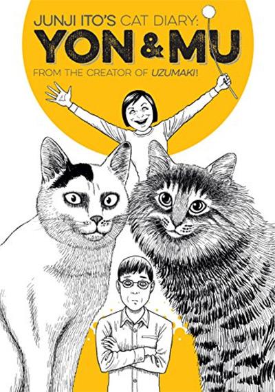 Cat Diary: Yon & Mu Cover