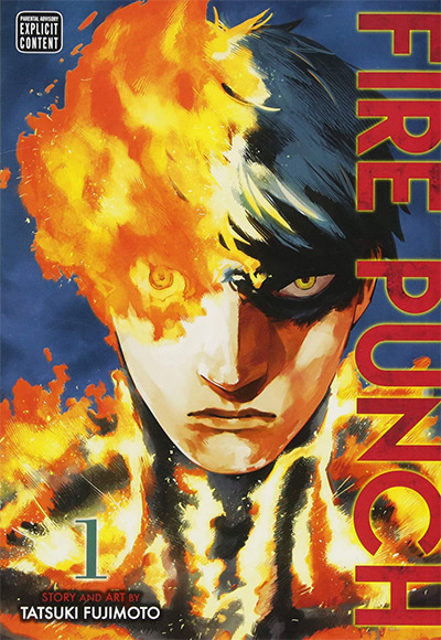 Fire Punch Vol. 1 Cover