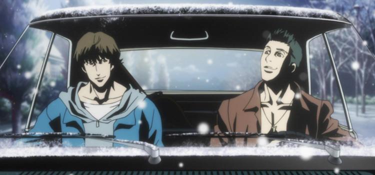 Supernatural The Animation (Anime Screenshot)