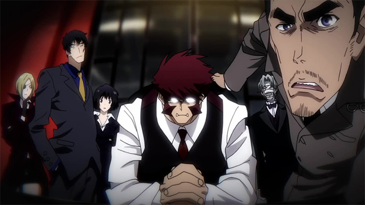Blood Blockade Battlefront (Kekkai Sensen) anime