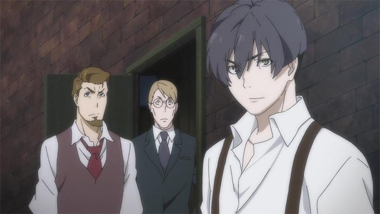 91 Days anime screenshot