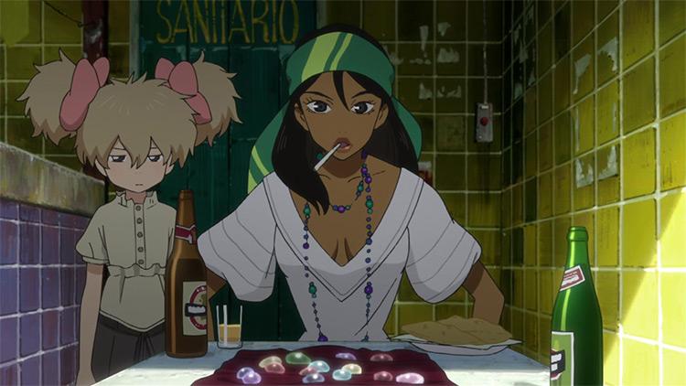 Michiko and Hatchin (Michiko to Hatchin) screenshot