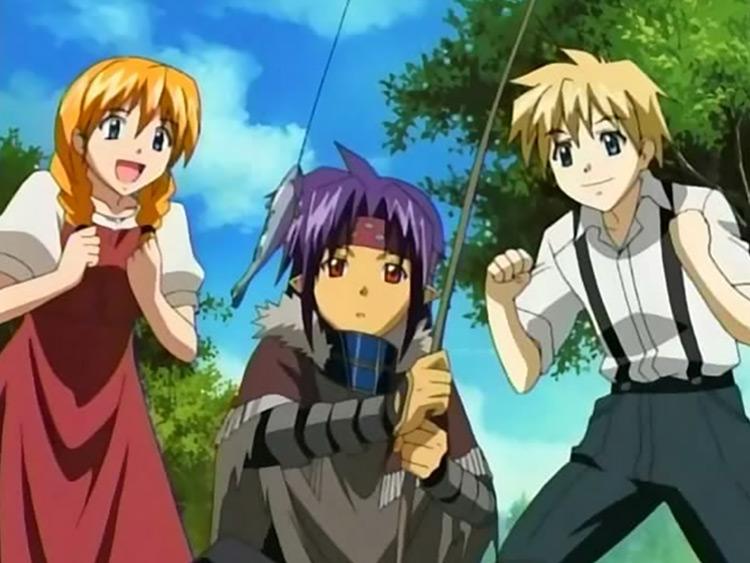 Chrono Crusade (Chrno Crusade) anime