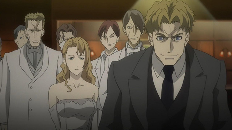 Baccano! (Bakkano!) anime screenshot