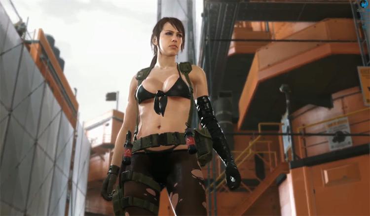 Quiet in Metal Gear Solid V