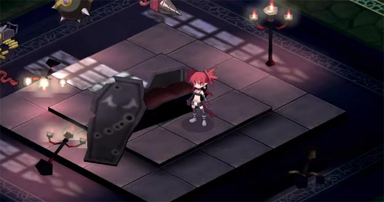 Etna Disgaea game screenshot