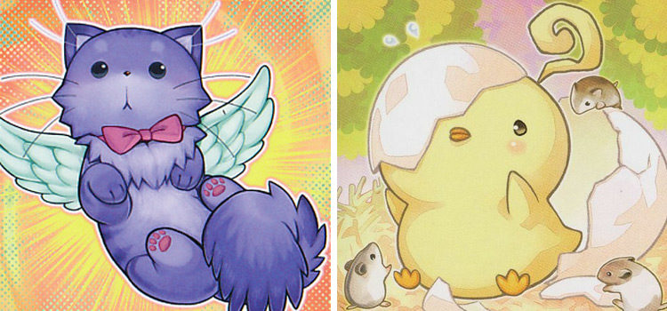 Top 20 Cutest & Most Adorable Yu-Gi-Oh! Cards