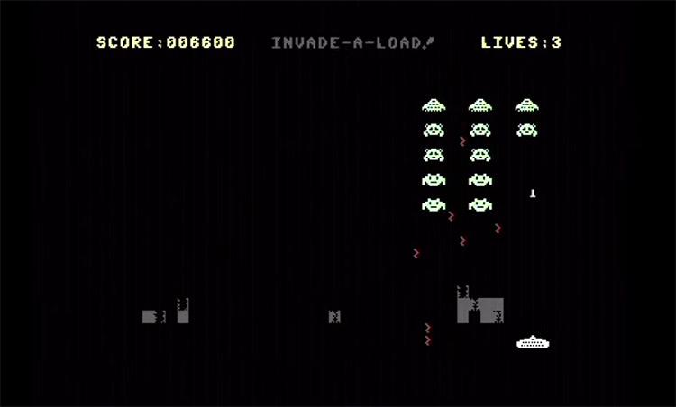 Invade-A-Load Loading Screen screenshot