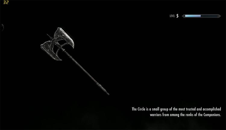 Skyrim Loading Screen Preview