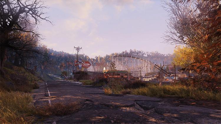 Fallout 76 Loading Screen screenshot