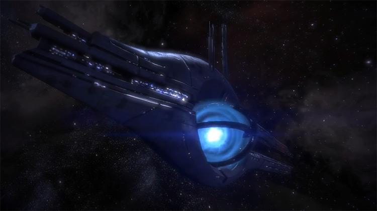 Mass Effect (2007) loading screen