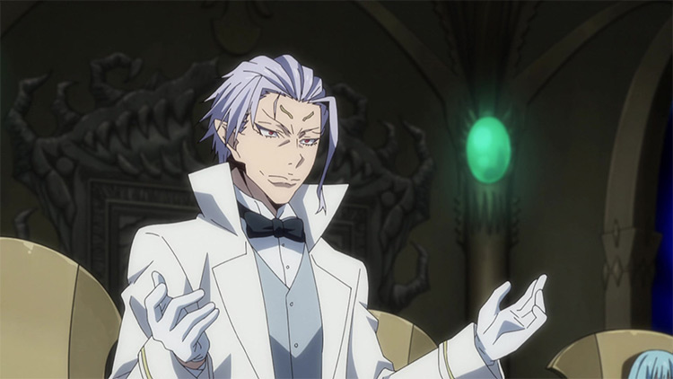 Clayman in That Time I Got Reincarnated as a Slime