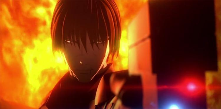 Blame! anime screenshot