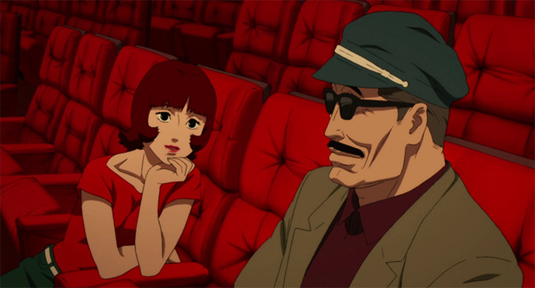 Paprika anime screenshot
