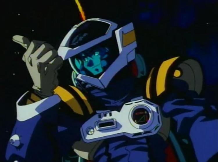 Macross Plus anime screenshot