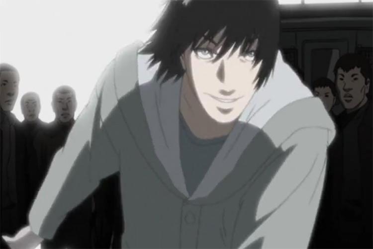 Texhnolyze anime screenshot