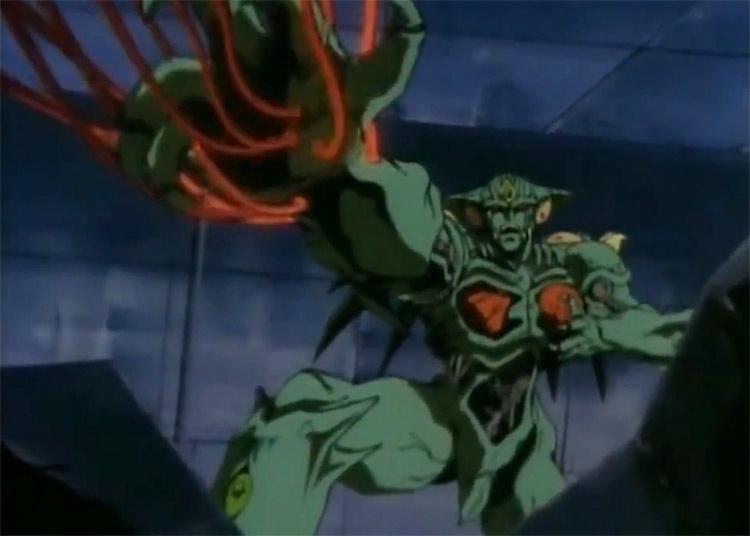 Genocyber anime screenshot