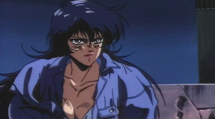 Angel Cop anime screenshot
