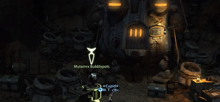 Mutamix Bubblypots in Final Fantasy XIV