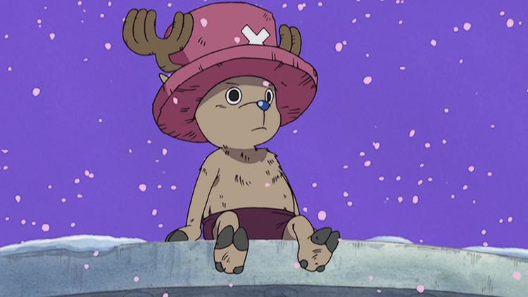 Tony-Tony Chopper in One Piece anime