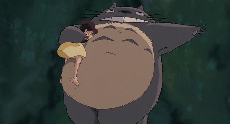 Totoro from My Neighbor Totoro