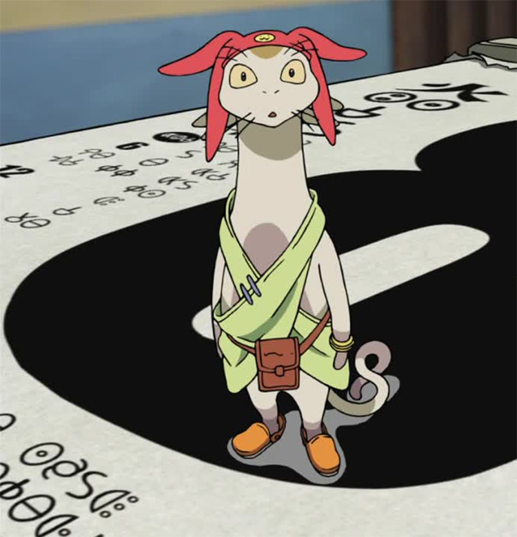 Meow Space Dandy anime screenshot