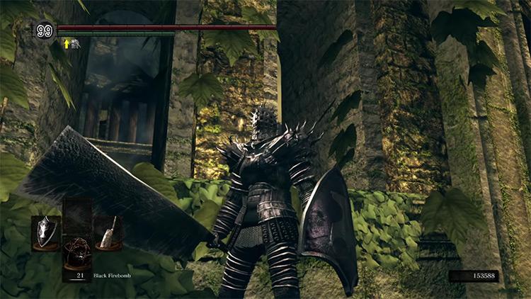DS1 Butcher Knife gameplay screenshot