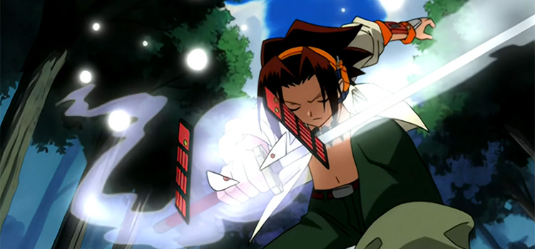 Yoh Asakura Shaman King Anime Preview