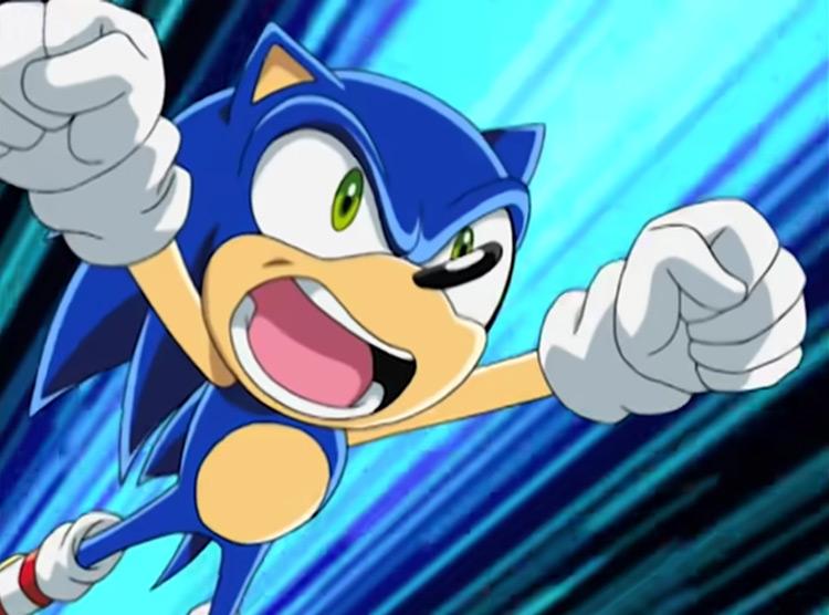Sonic X English Opening Song Gotta Go Fast screenshot