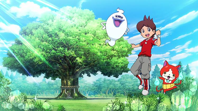 Yo-Kai Watch English Opening Song Gero Gero Po! screenshot