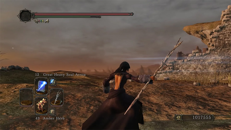 DS2 Witchtree Branch gameplay screenshot