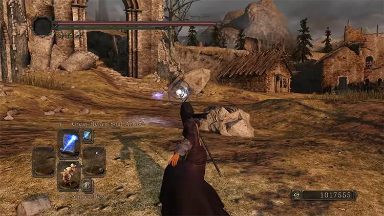 DS2 Sunset Staff gameplay screenshot
