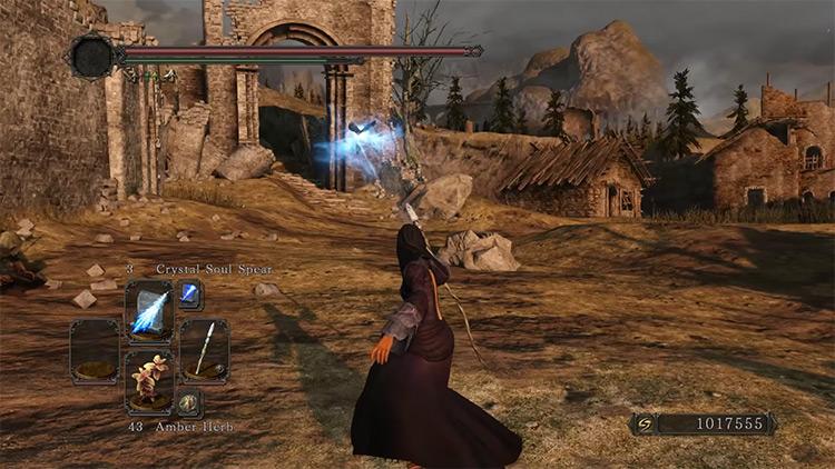 DS2 Staff of Amana gameplay screenshot