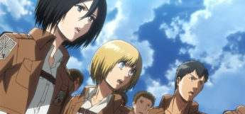 Attack on Titan Anime Screenshot Preview
