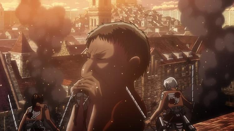 Shingeki no Kyojin (Attack on Titan) anime