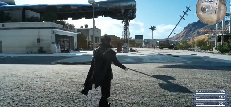 The Best Side Quests in Final Fantasy XV