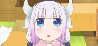 Mirai Kuriyama from Miss Kobayashi's Dragon Maid